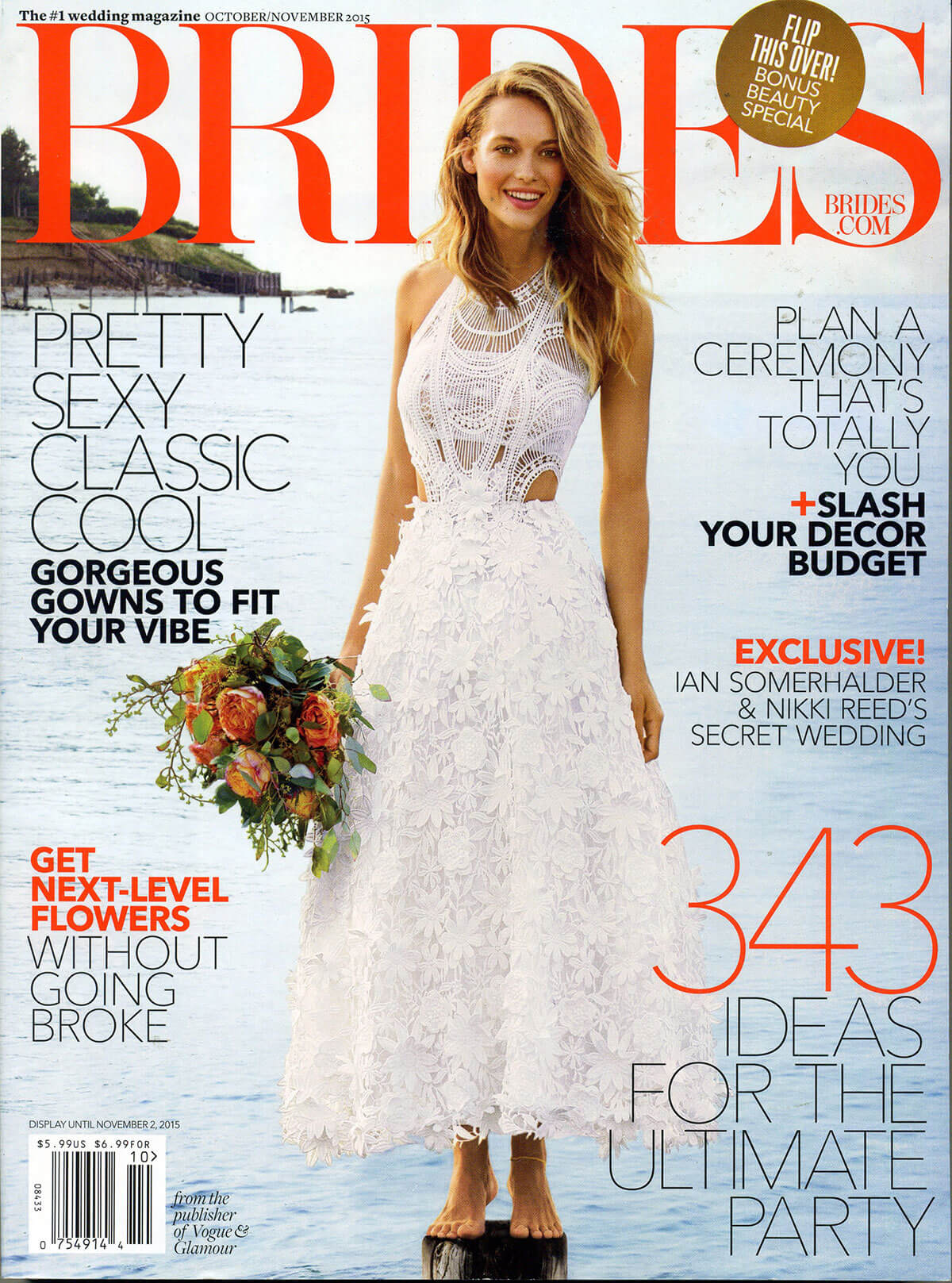 Brides Magazine - Featuring Isn't She Lovely