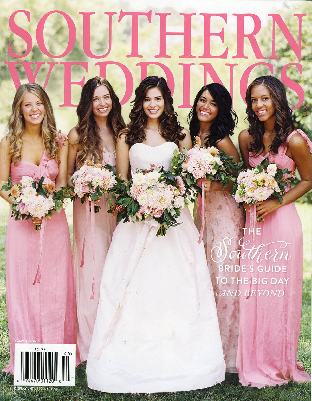 Souther Weddings Magazine - Featuring Isn't She Lovely