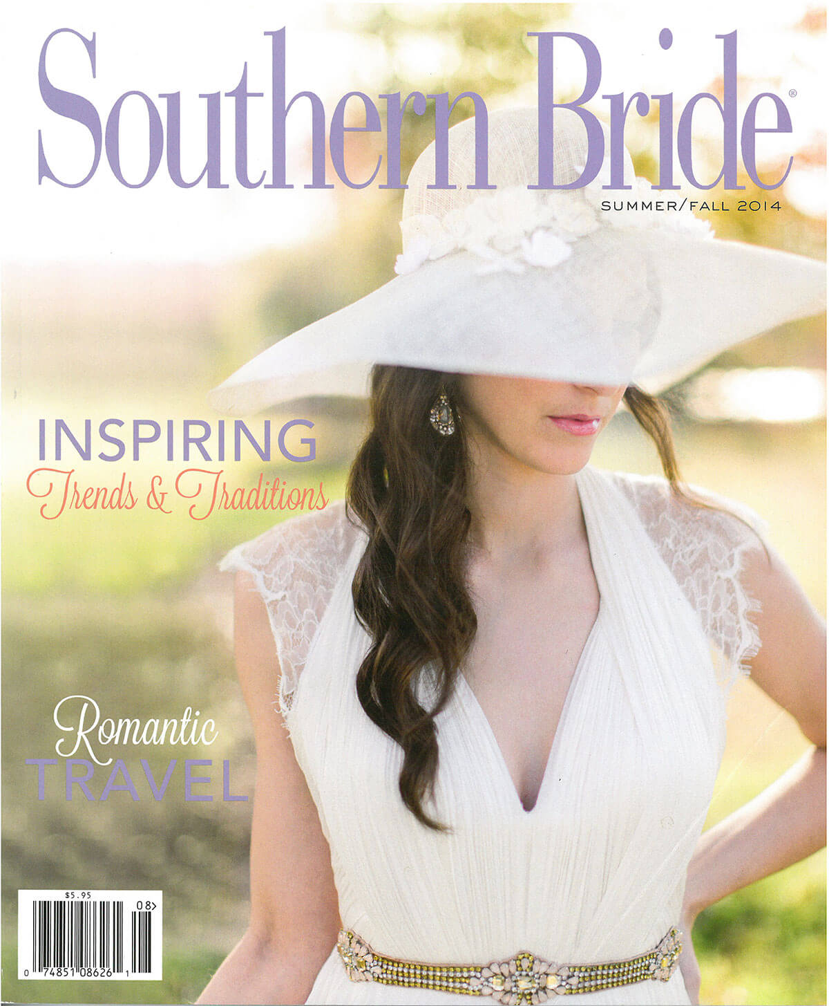 Southern Bride Magazine - Featuring Isn't She Lovely